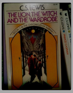 The Lion, The Witch, & The Wardrobe by C.S. Lewis